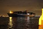 Het grootste containerschip