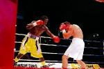 Sugar Jackson  VS Giorgi Ungiadze